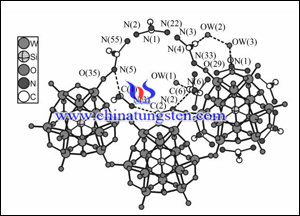 new silicotungstate hydrogen bond picture