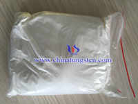 white tungstic acid picture